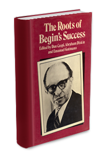 Dan Caspi, Avraham Diskin, and Emanuel Gutmann, eds. The Roots of Begin's Success: The 1981 Elections